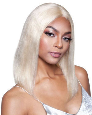 MLH522 Lace Front Human Hair Wig by Melanin Queen