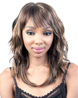 Flirt Synthetic Wig by Motown Tress