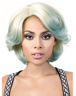 Charm Synthetic Wig by Motown Tress
