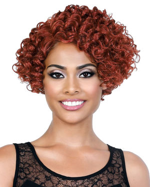 DP Topaz Lace Part Synthetic Wig by Motown Tress