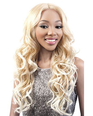 SL Kors Lace Front Synthetic Wig by Motown Tress