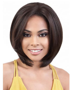 WL Tanya Lace Front Synthetic Wig by Motown Tress