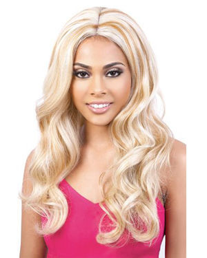 SL134 Loa Lace Front Synthetic Wig by Motown Tress
