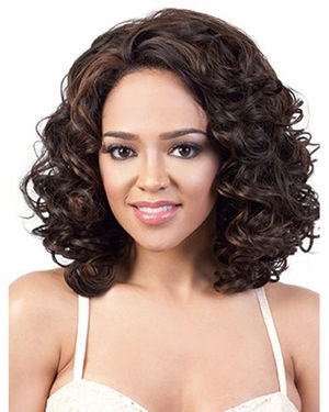 L Alina Lace Front Synthetic Wig by Motown Tress