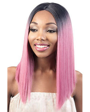 LDP-Romi Lace Front Synthetic Wig by Motown Tress