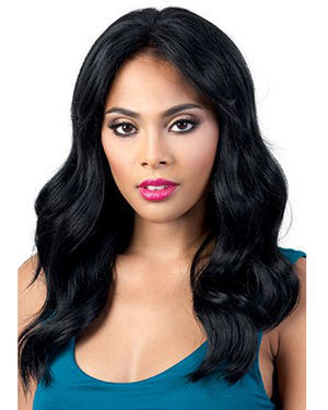 WL Siena Lace Front Synthetic Wig by Motown Tress