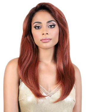 LDP-Kora Lace Front & Lace Part Synthetic Wig by Motown Tress