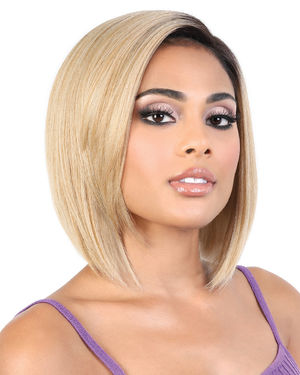 LDP-Diaz Lace Front & Lace Part Synthetic Wig by Motown Tress