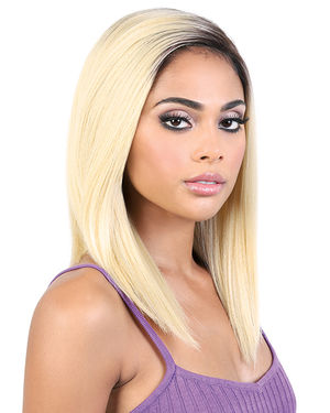 LDP-Felix Lace Front & Lace Part Synthetic Wig by Motown Tress