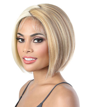 LZ Lisa11 Lace Front Synthetic Wig by Motown Tress