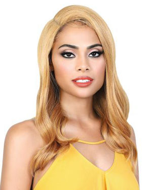 LDP-Ari Lace Front & Lace Part Synthetic Wig by Motown Tress