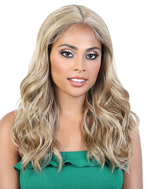 LDP-Julie Lace Front & Lace Part Synthetic Wig by Motown Tress