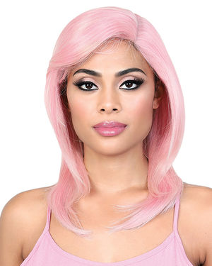 LDP-Bibi Lace Front & Lace Part Synthetic Wig by Motown Tress
