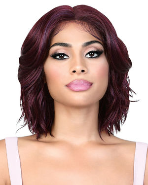 LDP-Ruth Lace Front & Lace Part Synthetic Wig by Motown Tress