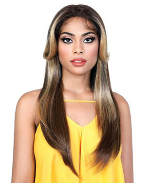 LDP-Tova Lace Front & Lace Part Synthetic Wig by Motown Tress