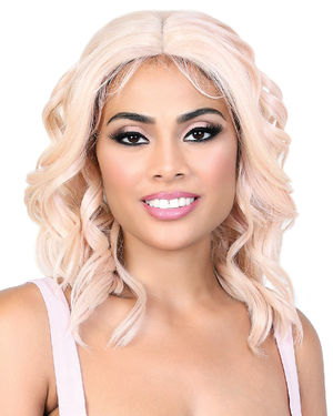 LDP-Yana Lace Front & Lace Part Synthetic Wig by Motown Tress