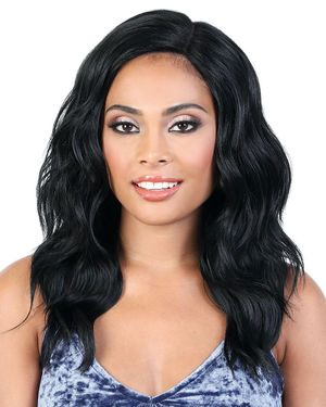 L360 Liz20 Lace Front & Lace Part Synthetic Wig by Motown Tress