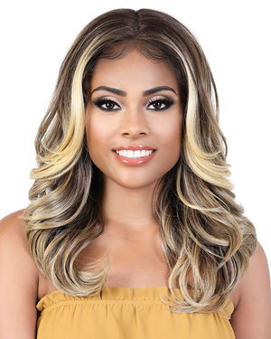 LDP-Rio Lace Front & Lace Part Synthetic Wig by Motown Tress