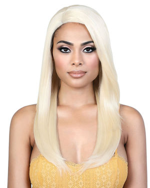 LDP-Bebe Lace Front & Lace Part Synthetic Wig by Motown Tress