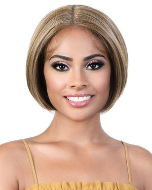 LDP-Halle Lace Front & Lace Part Synthetic Wig by Motown Tress