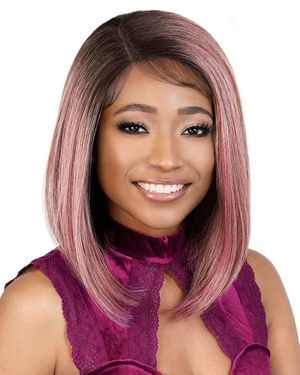 LDP-Angel Lace Front & Lace Part Synthetic Wig by Motown Tress