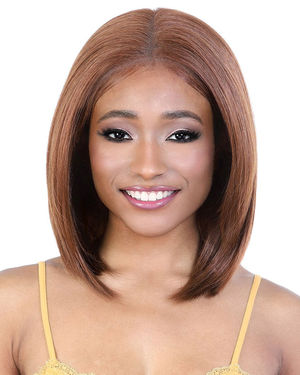 L136 HD01 Lace Front Synthetic Wig by Motown Tress