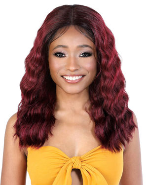 LDP-Karis Lace Front & Lace Part Synthetic Wig by Motown Tress