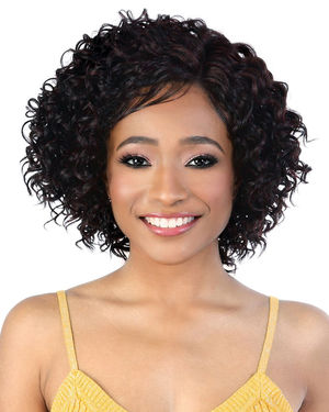 LDP-Capa Lace Front & Lace Part Synthetic Wig by Motown Tress