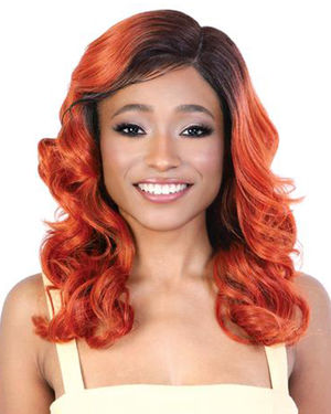 LDP-Forte Lace Front & Lace Part Synthetic Wig by Motown Tress