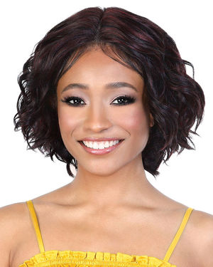 LDP-Kate Lace Front & Lace Part Synthetic Wig by Motown Tress