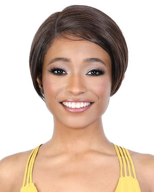 LDP-Mavis Lace Front & Lace Part Synthetic Wig by Motown Tress