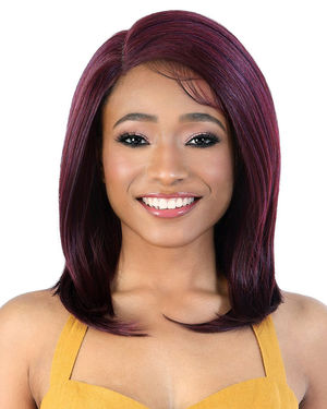 LDP-Sara Lace Front & Lace Part Synthetic Wig by Motown Tress