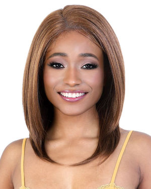 L136 HD02 Lace Front Synthetic Wig by Motown Tress