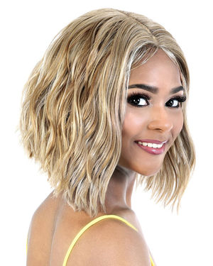 LDP-Austin Lace Front & Lace Part Synthetic Wig by Motown Tress