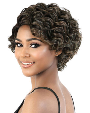 DP-Aliya Lace Part Synthetic Wig by Motown Tress