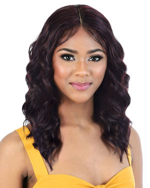 LDP-Shaya Lace Front & Lace Part Synthetic Wig by Motown Tress