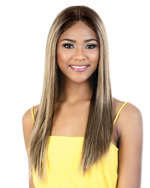 LDP-Cyrus Lace Front & Lace Part Synthetic Wig by Motown Tress