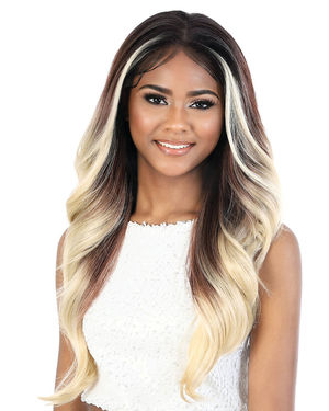 LS137 Pure Lace Front Synthetic Wig by Motown Tress