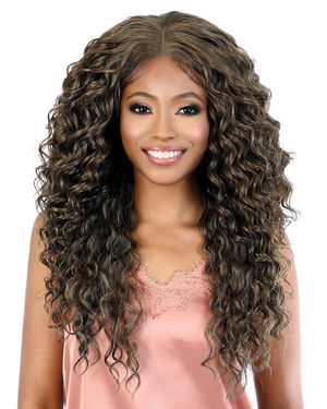 LS137 Air Lace Front Synthetic Wig by Motown Tress