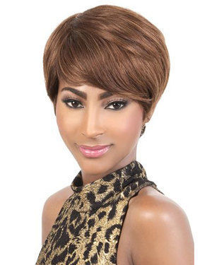 HR Timber Human Hair Wig by Motown Tress