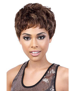 HR Delia Remy Human Hair Wig by Motown Tress