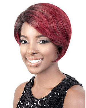 HBR-LSP02 Lace Front Remy Human Hair Wig by Motown Tress