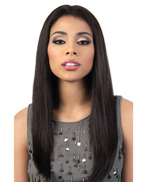 HPSLK Solo Lace Front Human Hair Wig by Motown Tress
