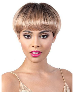 HR Amber Remy Human Hair Wig by Motown Tress