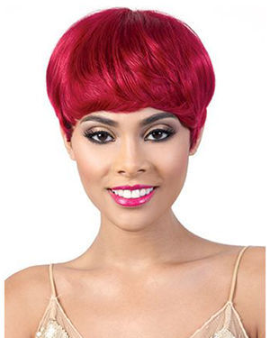 HR Vega Remy Human Hair Wig by Motown Tress