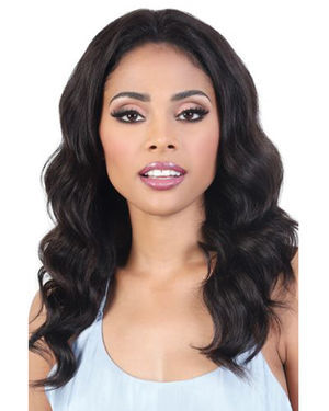 HPL360 Syd Lace Front Remy Human Hair Wig by Motown Tress