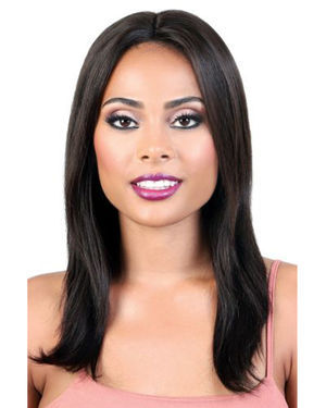 HPL Spin30 Lace Part Remy Human Hair Wig by Motown Tress