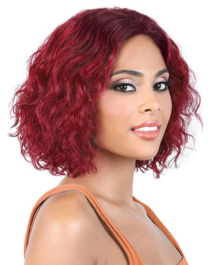 HPL3 Joana Lace Front Remy Human Hair Wig by Motown Tress