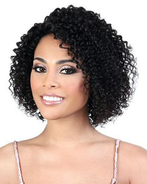 HPLP Miko Lace Part Human Hair Wig by Motown Tress