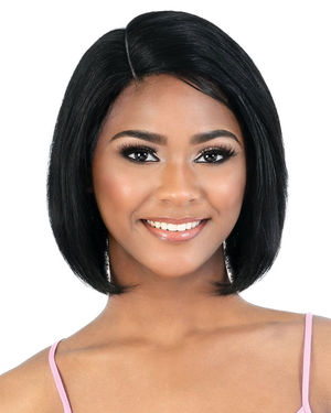 HPLP Elle Lace Part Remy Human Hair Wig by Motown Tress